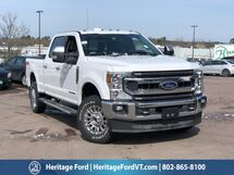 2020 Ford Super Duty F-350 SRW XLT South Burlington VT