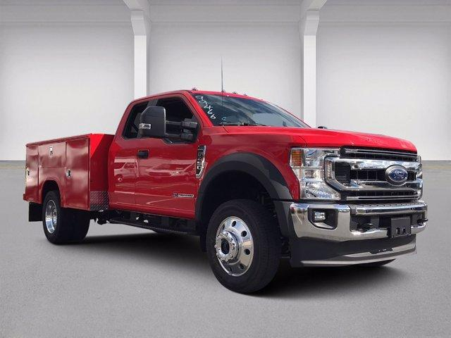 2020 Ford Super Duty F-450 DRW XLT 4WD SuperCab 168 WB 60 CA XLT Plymouth MA