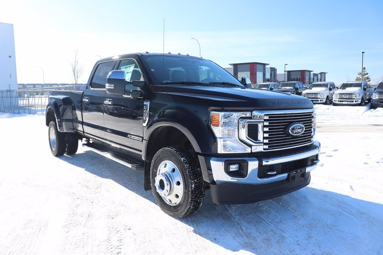 2020 Ford Super Duty F-450 DRW XLT Sherwood Park AB