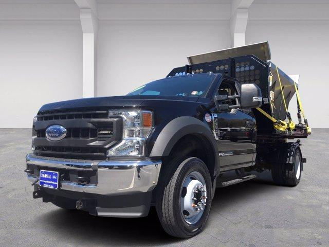 2020 Ford Super Duty F-550 DRW Regular Cab 4WD Switch & Go Plymouth MA