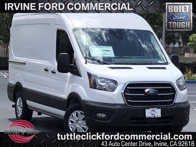 2020 Ford Transit-150 Cargo Van SRW XL w/ Harbor Interior Package Gas Irvine CA