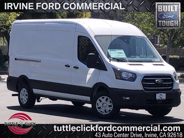 2020 Ford Transit-250 Cargo Van SRW XL Harbor Partition & Shelving Gas Irvine CA