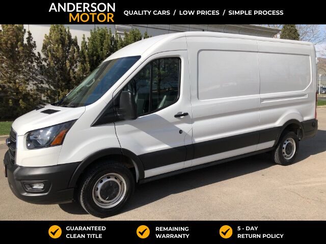2020 Ford Transit 250 Van Med. Roof w/Sliding Pass. 130-in. WB Salt Lake City UT