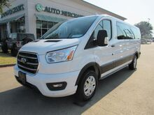 2020_Ford_Transit_350 Wagon Low Roof XLT w/Sliding Pass. 148-in. WB_ Plano TX