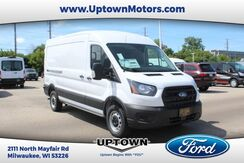 2020_Ford_Transit Cargo Van_Med Roof_ Milwaukee and Slinger WI