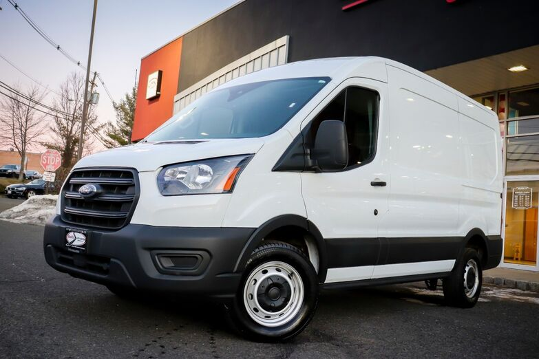 2020 Ford Transit Cargo Van T-250 Medium Roof 130 WB 1 Owner Springfield NJ
