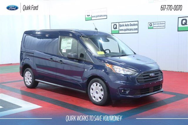 2020 Ford Transit Connect Van XLT Quincy MA
