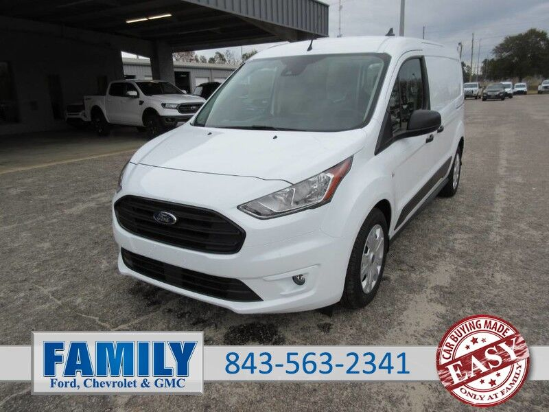 2020 Ford Transit Connect Van XLT St. George SC