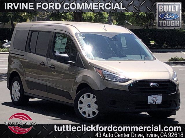 2020 Ford Transit Connect Wagon Van LWB XL 6 Passenger Gas Irvine CA