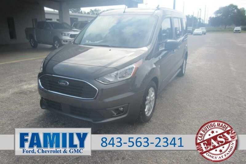 2020 Ford Transit Connect Wagon XLT St. George SC