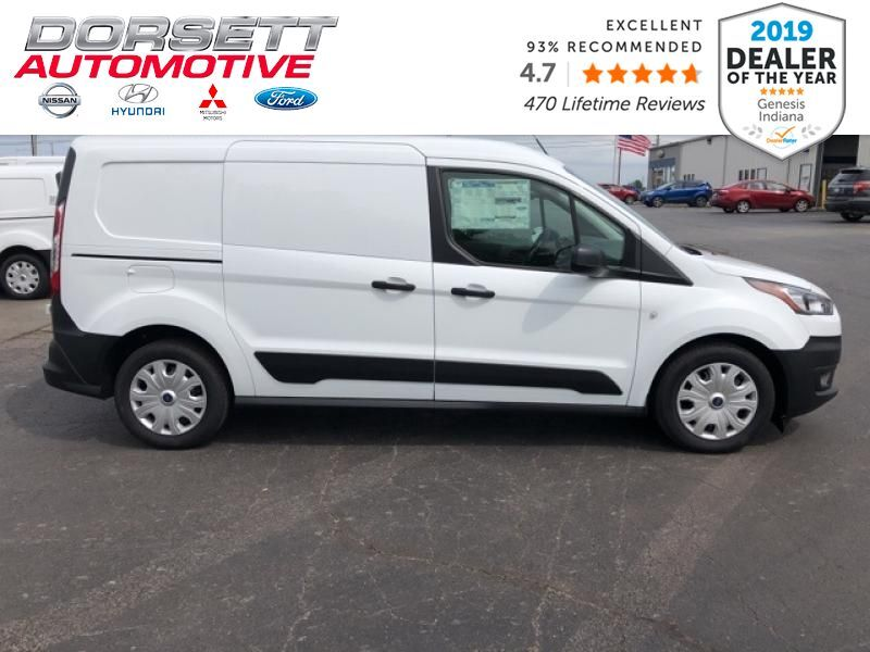2020 Ford Transit Connect XL Marshall IL