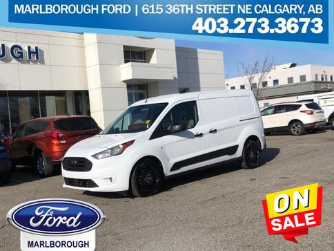 2020_Ford_Transit Connect_XLT  - Navigation_ Calgary AB