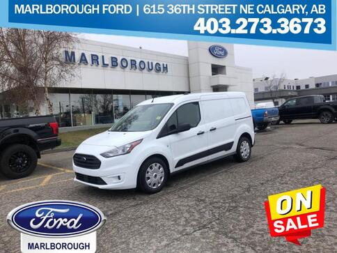 2020_Ford_Transit Connect_XLT_ Calgary AB