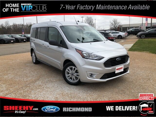 2020 Ford Transit Connect XLT Richmond VA