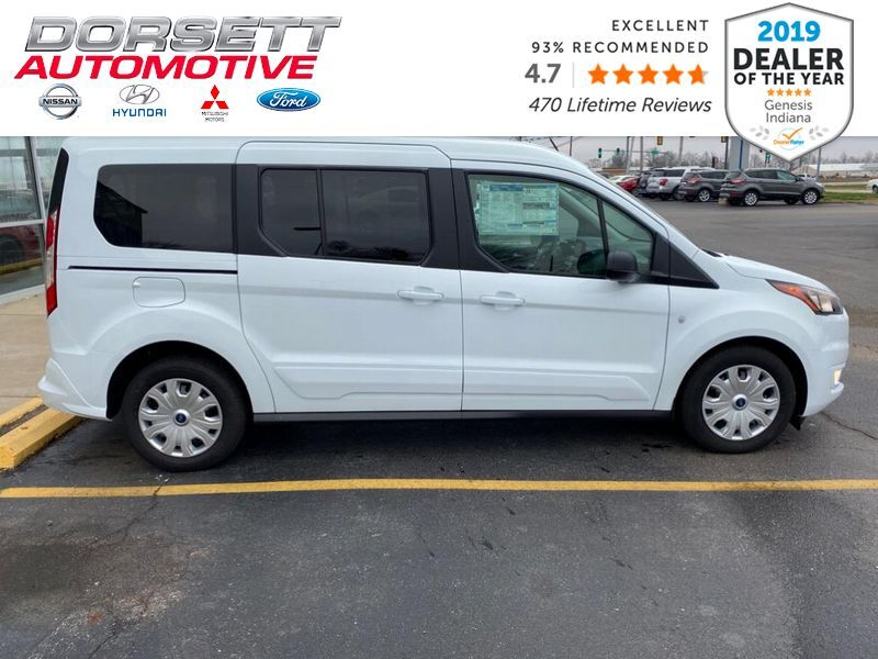 2020 Ford Transit Connect XLT Marshall IL