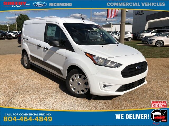 2020 Ford Transit Connect XLT 4D Cargo Van Richmond VA