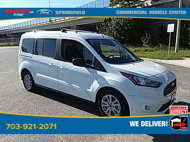 2020 Ford Transit Connect XLT Springfield VA