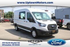 2020_Ford_Transit Crew Van_Med. Roof Cargo_ Milwaukee and Slinger WI