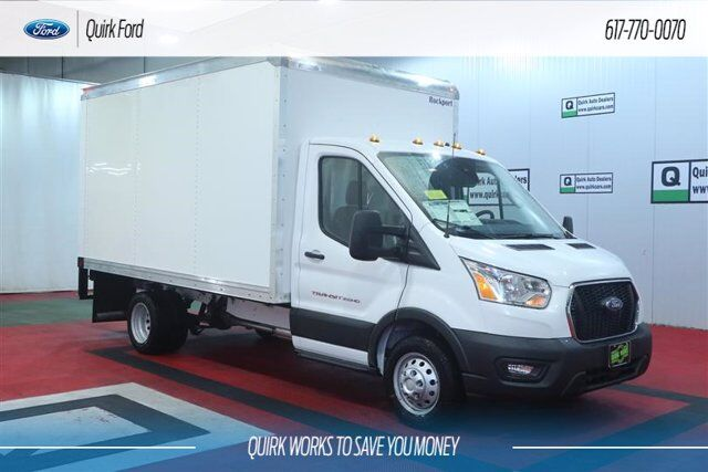 2020 Ford Transit Cutaway ROCKPORT 12' ALUMINUM BODY Quincy MA