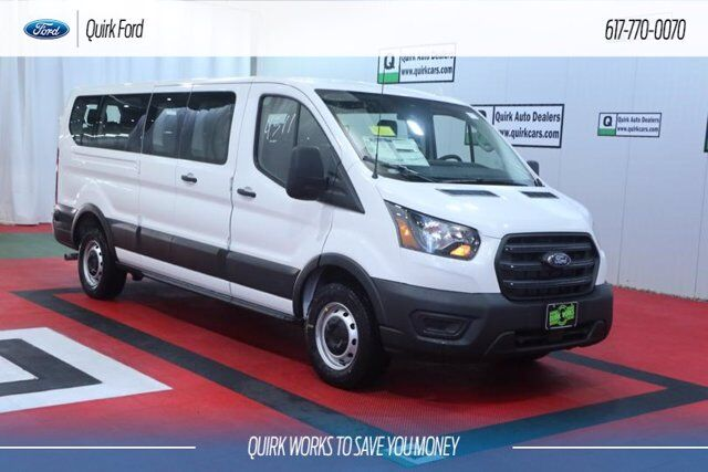 New Ford Transit Passenger Wagon Quincy Ma