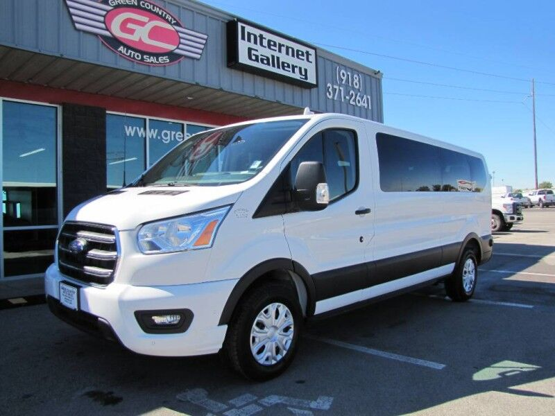 2020 Ford Transit T-350 XLT Luxury Leather Collinsville OK