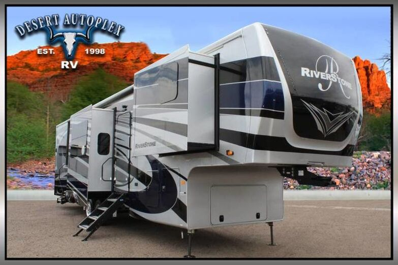 2020 Forest River Riverstone 39FK Five Slide Fifth Wheel RV Mesa AZ