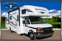 Forest River Sunseeker 2550DS Double Slide Class C RV Treated w/Cilajet Anti-Microbial Fog 2020