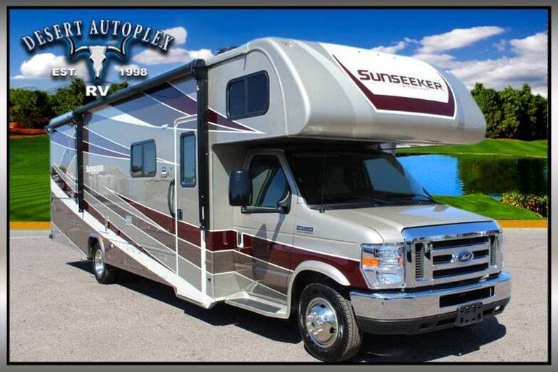 2020 Forest River Sunseeker 3010DSF Double Slide Class C RV Mesa AZ