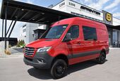 2020 Freightliner Sprinter Cargo 2500 High Roof 144 4WD