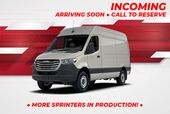 2020 Freightliner Sprinter Cargo 2500 V6 High Roof 144 4WD
