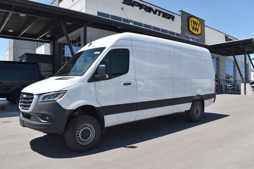 2020 Freightliner Sprinter Cargo 2500 V6 High Roof 170 4WD West Valley City UT