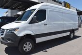 2020 Freightliner Sprinter Cargo 2500 V6 High Roof 170 4WD