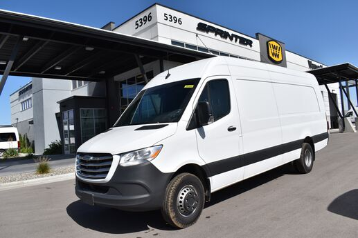 2020 Freightliner Sprinter Cargo 3500 XD V6 High Roof 170 Extended RWD West Valley City UT