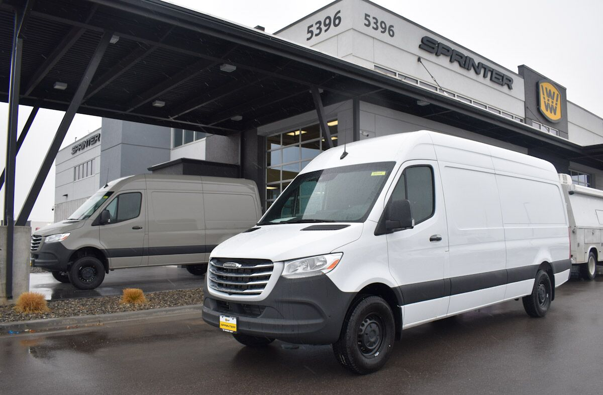 2020 Freightliner Sprinter 2500 Cargo 170 WB Salt Lake City UT