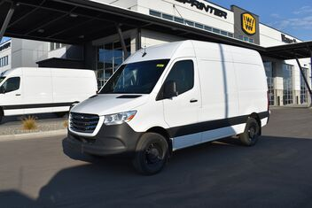Freightliner Sprinter Cargo 2500 V6 High Roof 144 RWD 2020
