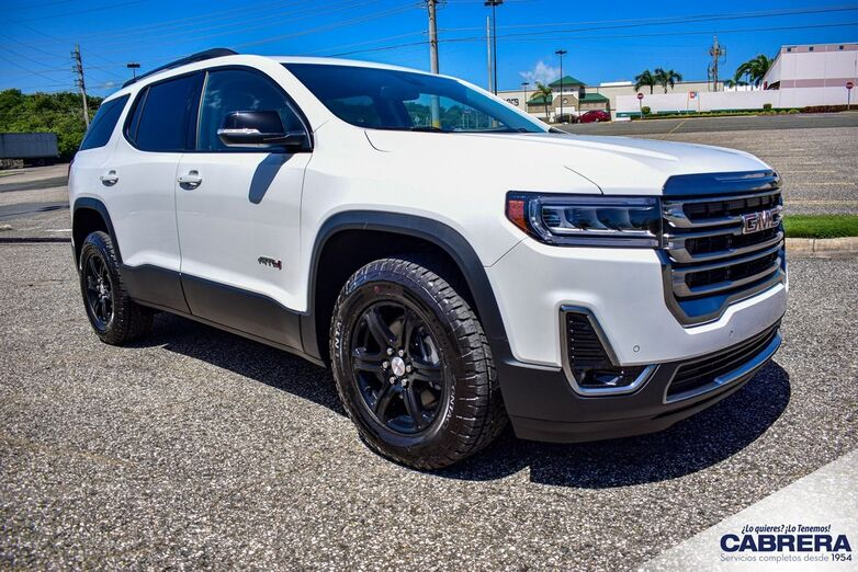 2020 GMC Acadia AT4 Arecibo PR