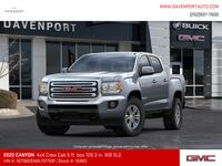 GMC Canyon 4WD Crew Cab 128