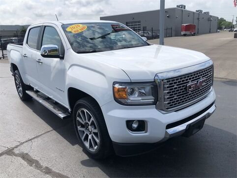 2020_GMC_Canyon_4WD DENALI_ Evansville IN