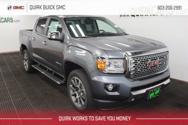 new 2020 gmc canyon 4wd denali in manchester nh