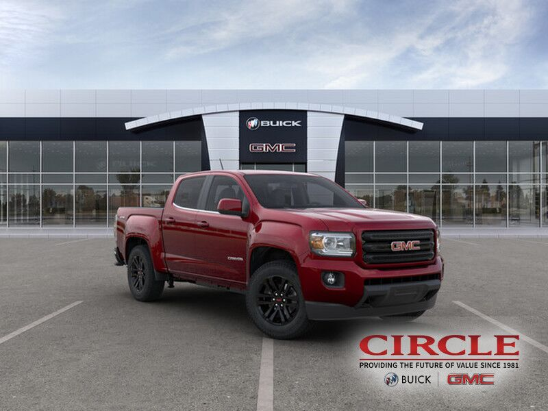 2020 GMC Canyon