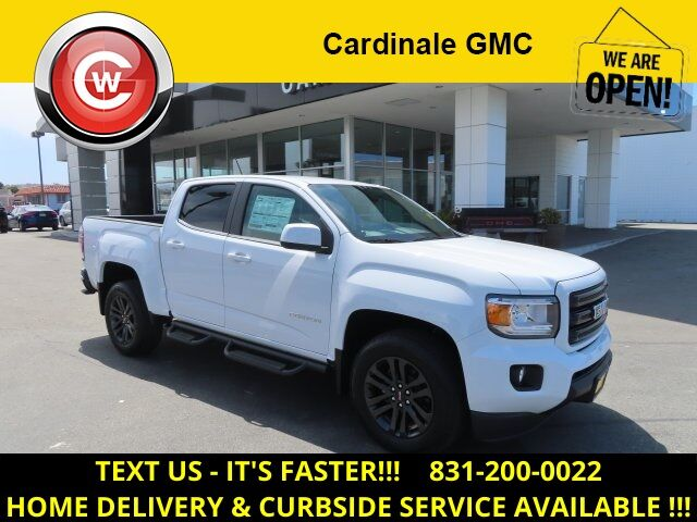 2020 GMC Canyon SLE1