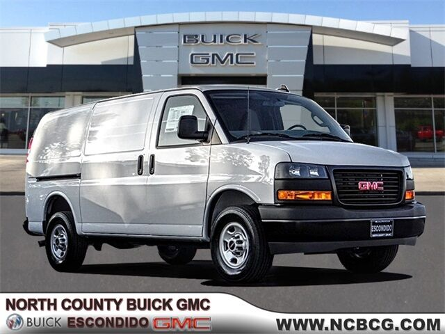 2020 GMC Savana 2500 Work Van San Diego County CA