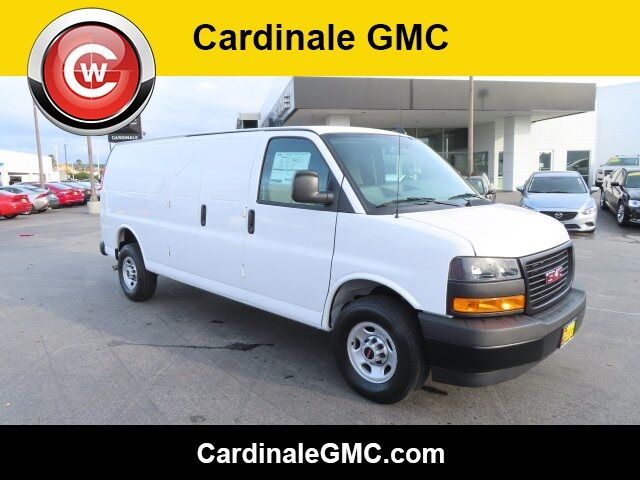 2020 GMC Savana 2500 Work Van Seaside CA