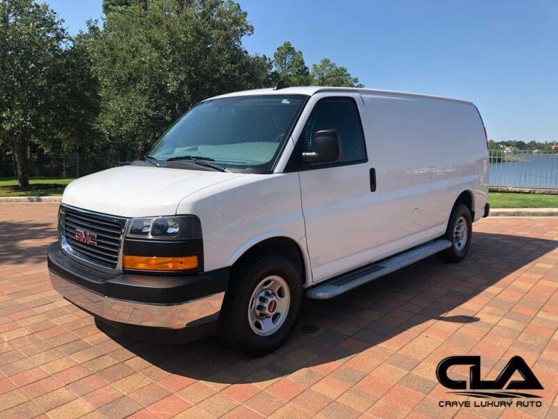 2020 GMC Savana Cargo Van  The Woodlands TX