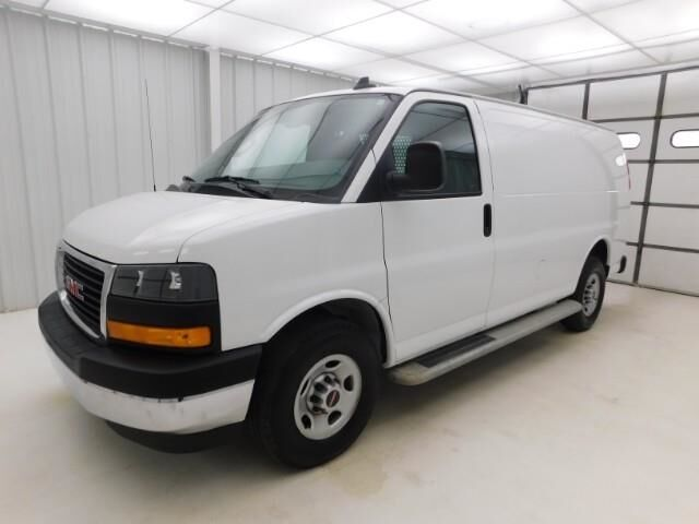 2020 GMC Savana Cargo Van RWD 2500 135 Manhattan KS
