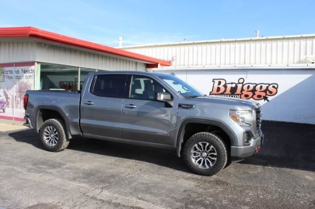 2020 GMC Sierra 1500 4WD Crew Cab 147 AT4 Fort Scott KS