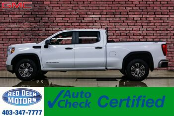 2020_GMC_Sierra 1500_4x4 Crew Cab SLE X31 Off-Road Pkg BCam_ Red Deer AB