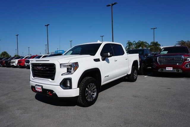 2020 GMC Sierra 1500 AT4  TX