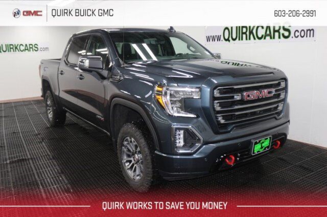 2020 GMC Sierra 1500 AT4 Manchester NH