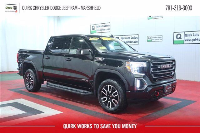 2020 GMC Sierra 1500 AT4 Marshfield MA